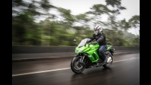 Kawasaki celebra seis anos no Brasil