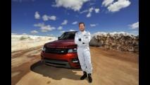 Novo Range Rover Sport bate recorde em Pikes Peak