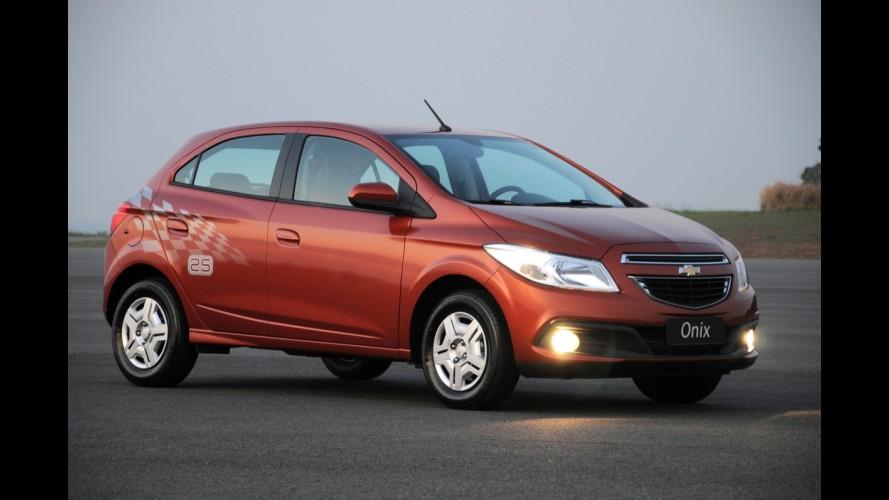 Chevrolet prepara modelo compacto de R$ 25 mil para ficar abaixo do Onix