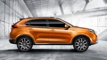 MG apresenta crossover GTS na China; motor turbo de 220 cv é destaque