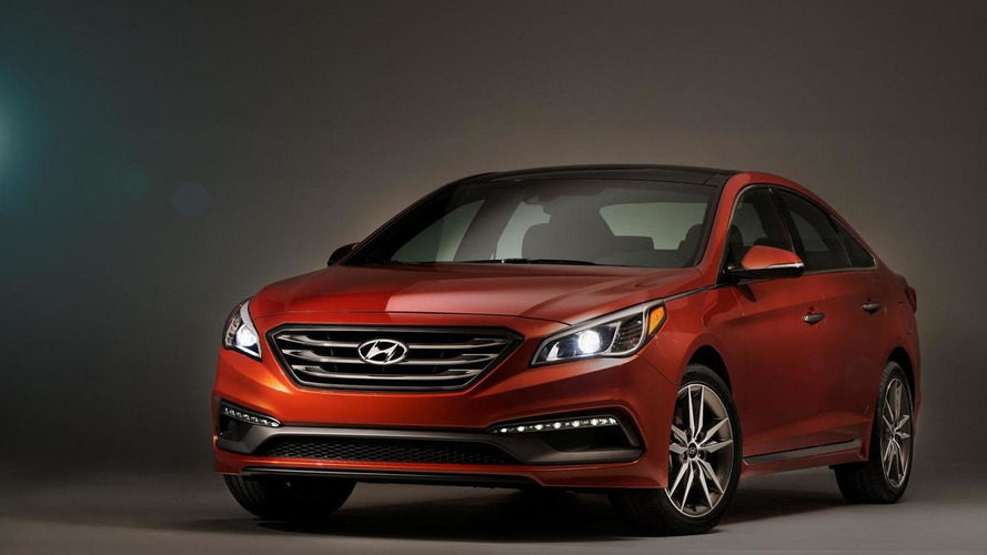 Hyundai celebrates the Sonata's 30th anniversary