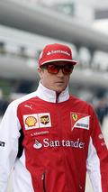 Kimi Raikkonen (FIN), 20.04.2014, Chinese Grand Prix, Shanghai / XPB