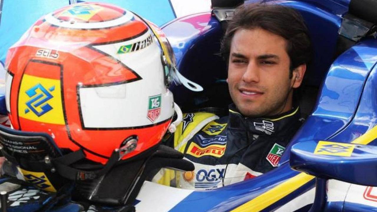 Felipe Nasr 24.05.2013 GP2 Series in Monaco