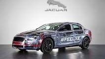 2015 Jaguar XE teaser image