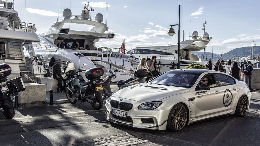 Prior Design tunes the BMW M6 GranCoupe to 659 PS