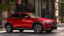 Mazda CX-3 wird umweltfreundlicher