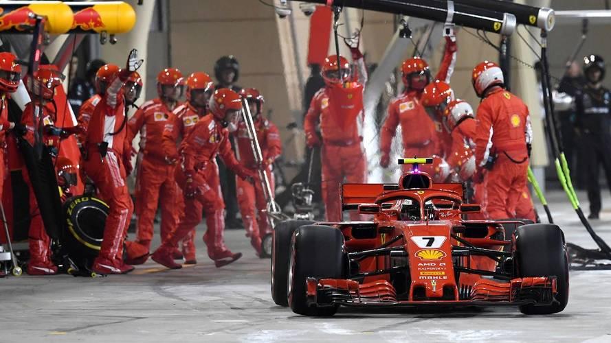 Le mécanicien de Ferrari