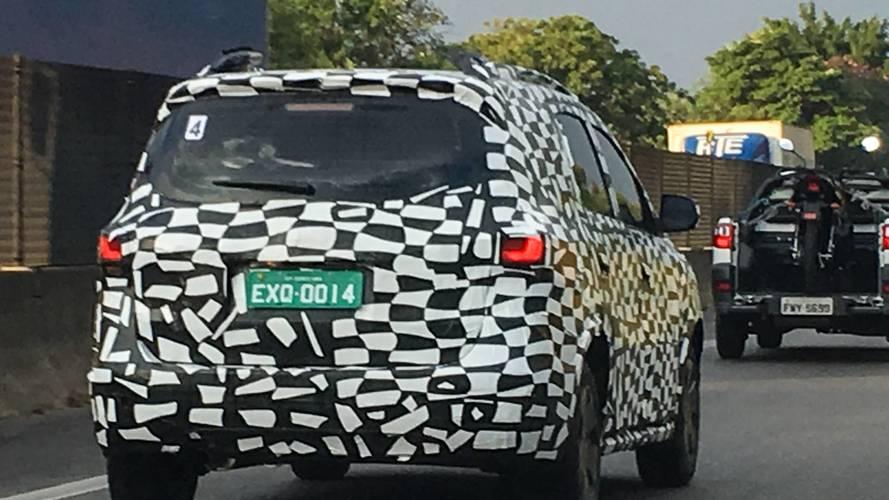 Flagra Chevrolet Spin 2019