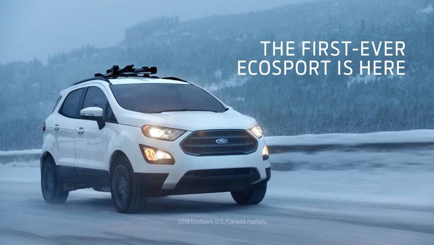 Ford EcoSport, Expedition Star In Olympic-Themed Ads