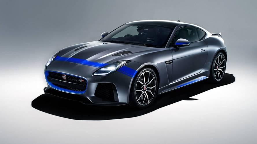 Genève 2018 - La Jaguar F-Type SVR s'offre un design personnalisable
