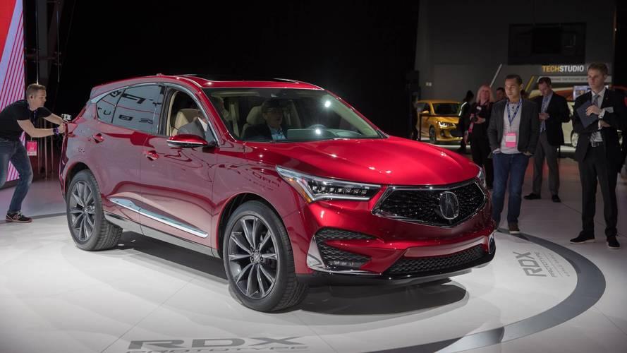 2019 Acura RDX Prototype