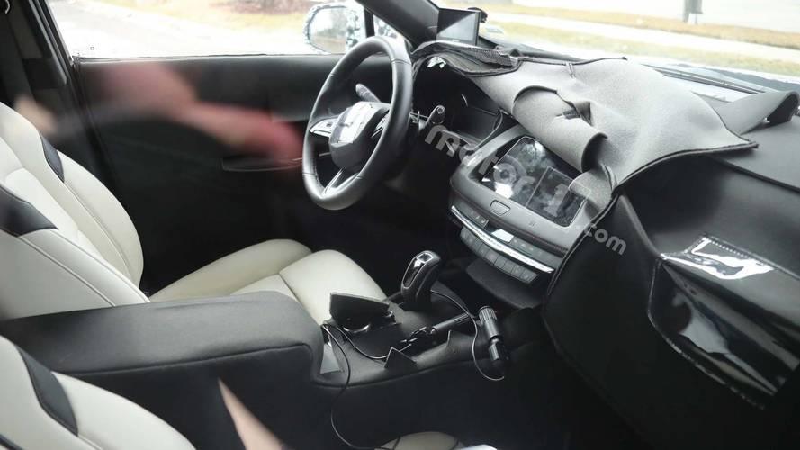 2019 Cadillac XT4 Spy Photos With Interior Shots