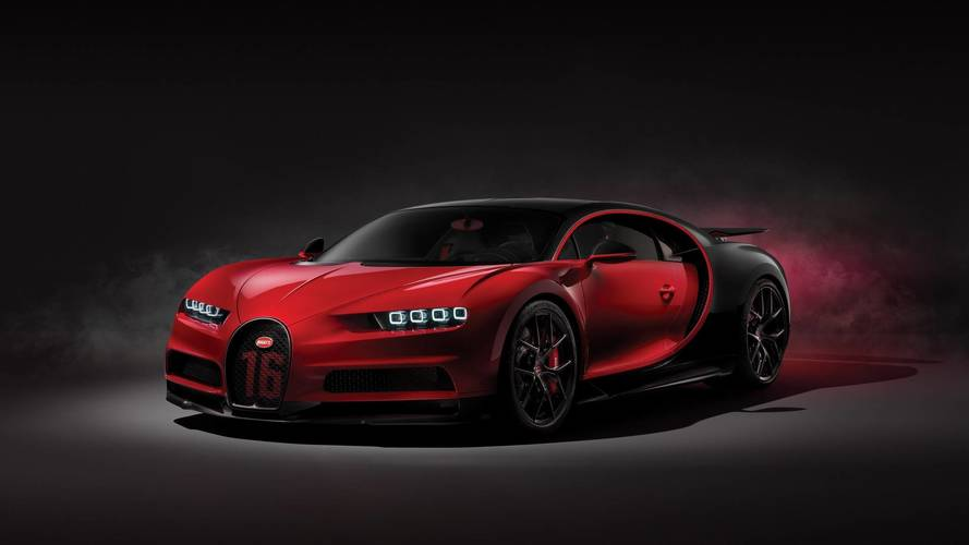 Bugatti not interested in chasing speed records