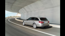 Mercedes Classe C Station Wagon restyling 2018