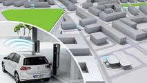 Volkswagen Connected Golf concept