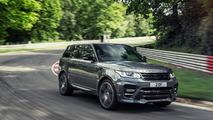 Overfinch tunes the Range Rover Sport