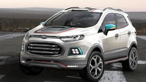 Ford EcoSport Beast concept
