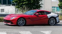 F12 Berlinetta M spy photo