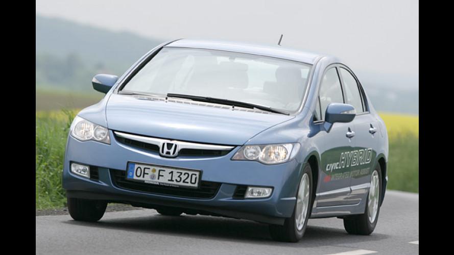 Neu von Honda: Das günstigste Hybridauto in Deutschland