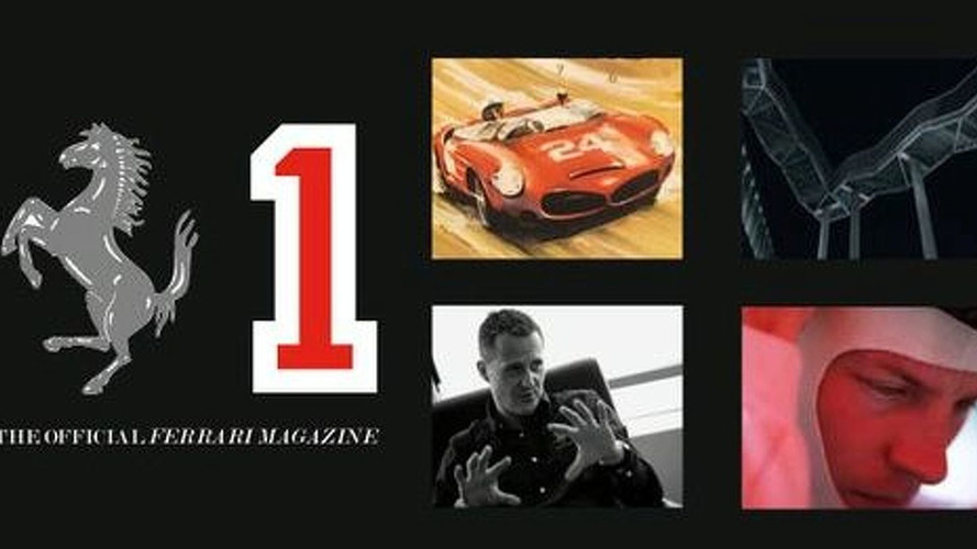Ferrari Releases Print Magazine