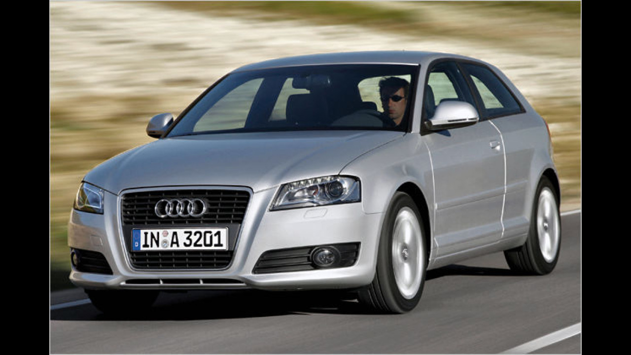 Audi A3 2.0 TDI Attraction DPF