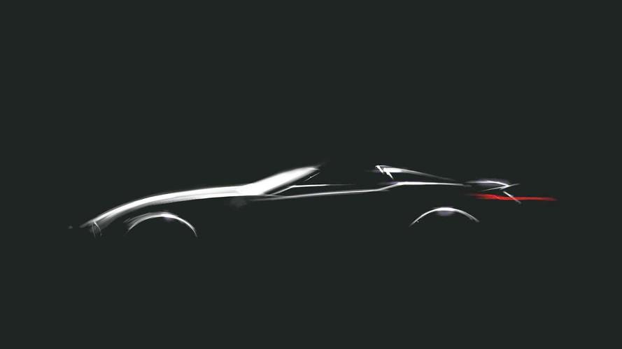 BMW'den yeni bir teaser: Bu sefer bir targa