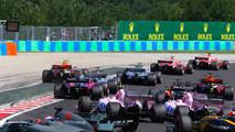 Vettel gana el GP de Hungría de 2017