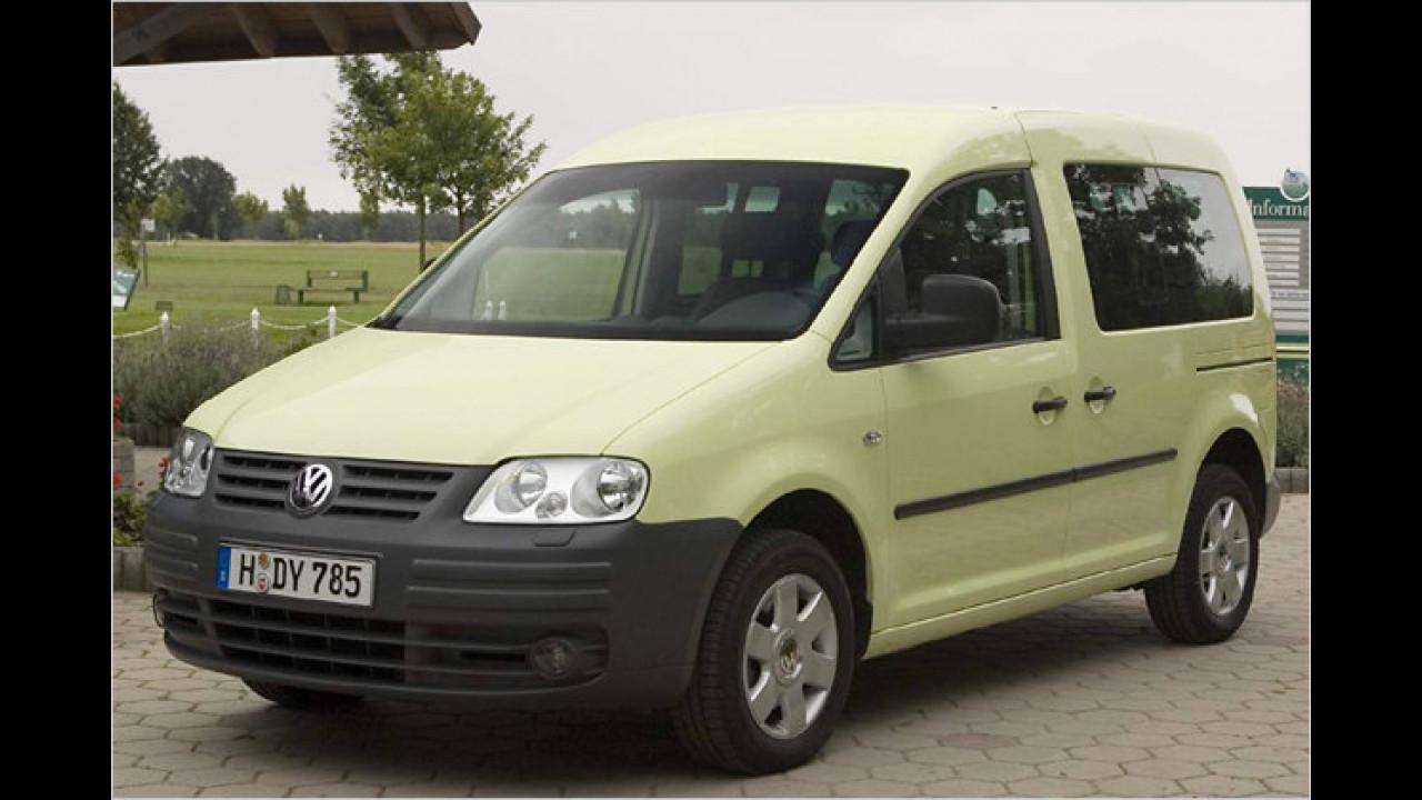 VW Caddy Life EcoFuel