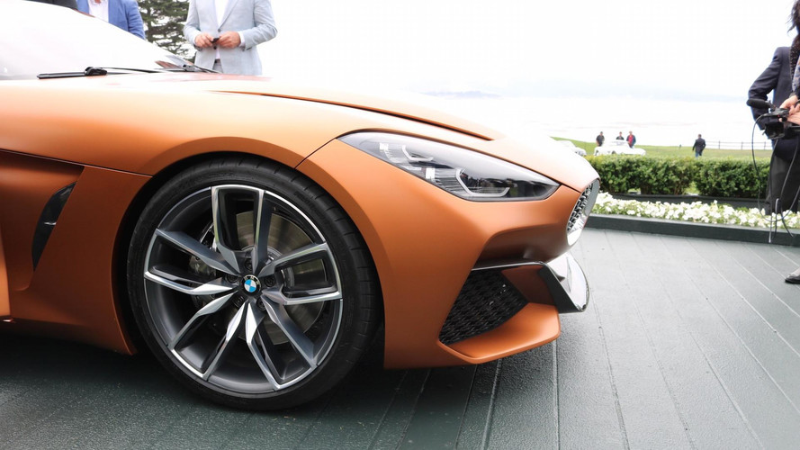 BMW bringing its Concept Z4 to Pebble Beach
