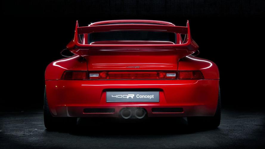 Guntherwerks 400R Porsche 911 993