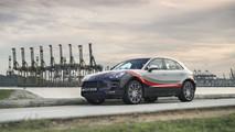 Porsche Macan Turbo Singapur