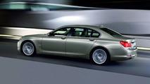 2009 BMW 7 Serisi