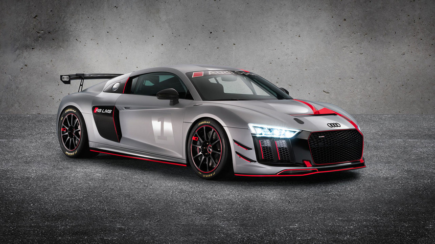Audi R8 LMS GT4 Race Car Yours For Just $232K