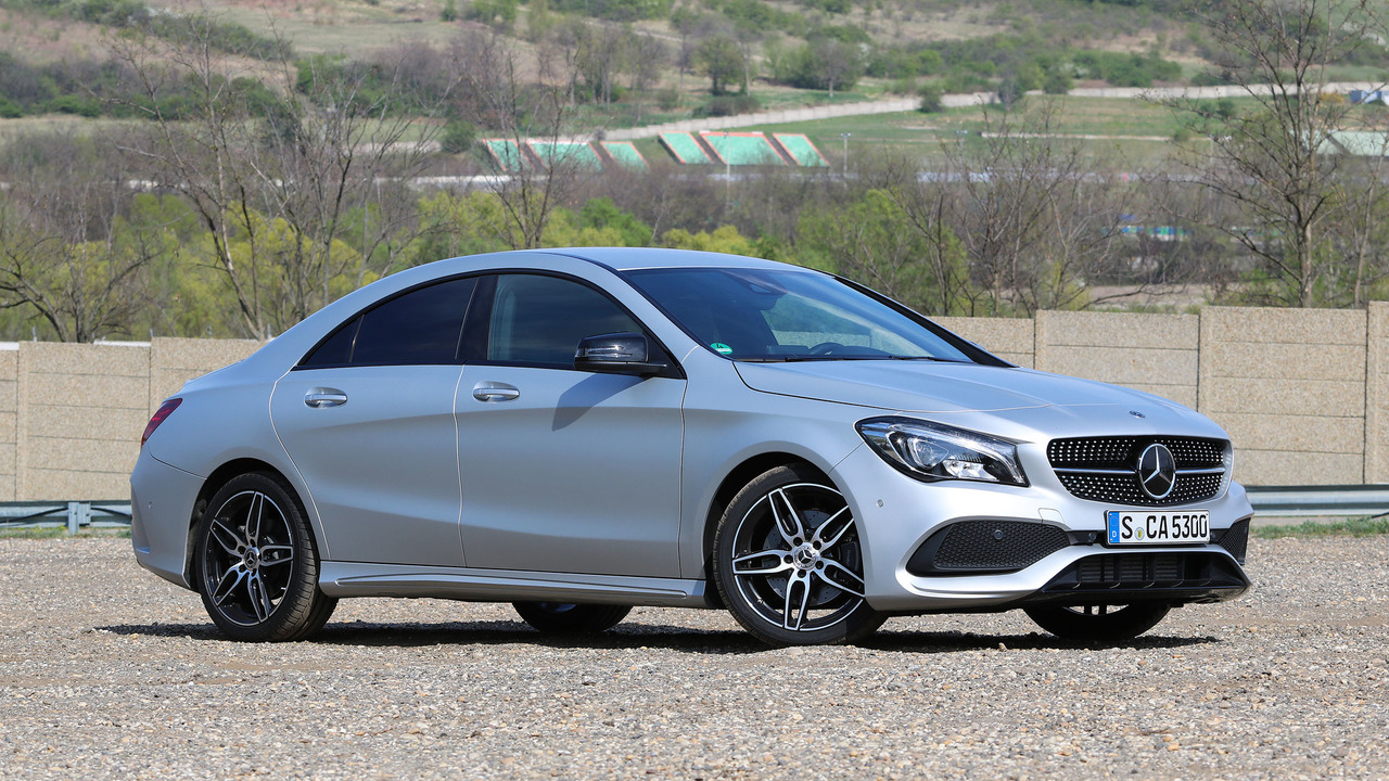 2017 mercedes benz cla250 first drive photo gallery