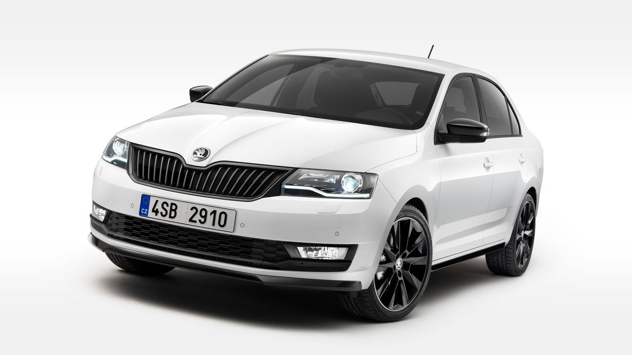 2017 Skoda Rapid facelift