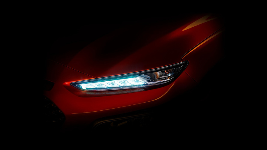 2018 Hyundai Kona Says Aloha In First Teaser