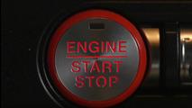 2018 Ford Mustang motor start-stop düğmesi