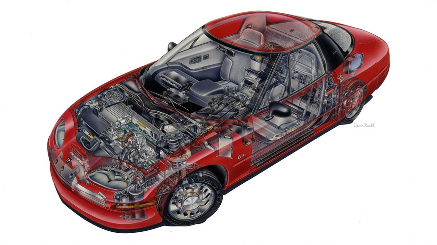 EV1 Exposed Shows Brilliance Of First Mainstream Electric Car