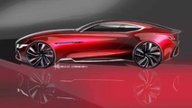 MG E-Motion concept