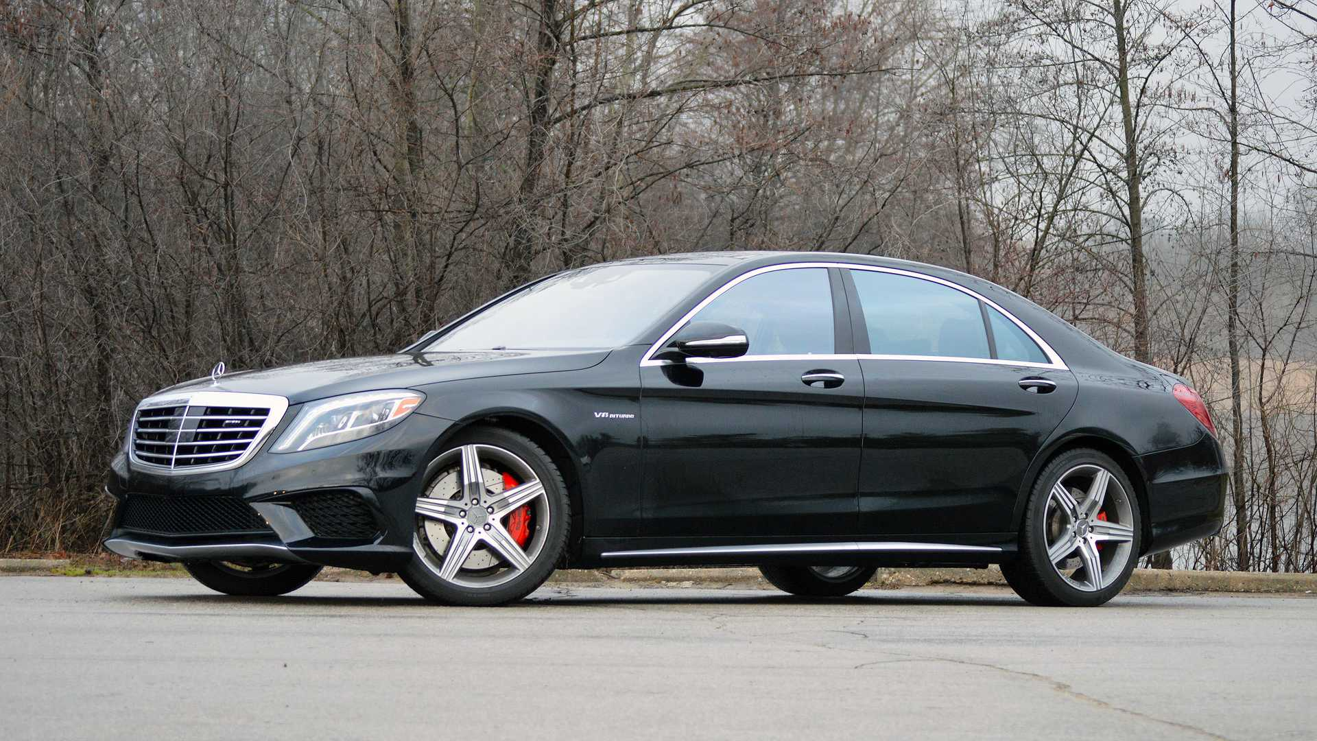 2017 mercedes amg s63 sedan review lose your license in style for Mercedes benz s class price in usa