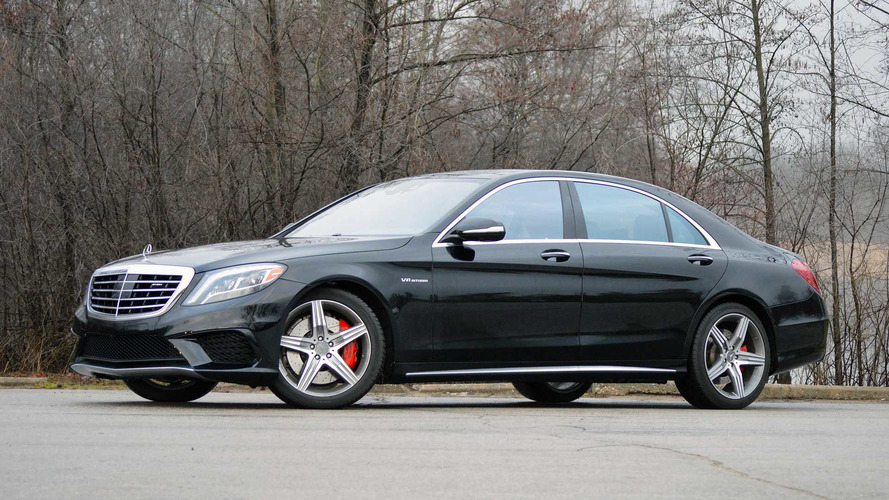 2017 Mercedes-AMG S63 Sedan Review: Lose Your License In Style