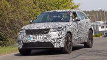 Land Rover Range Rover Velar SVR Casus Fotoğrafları