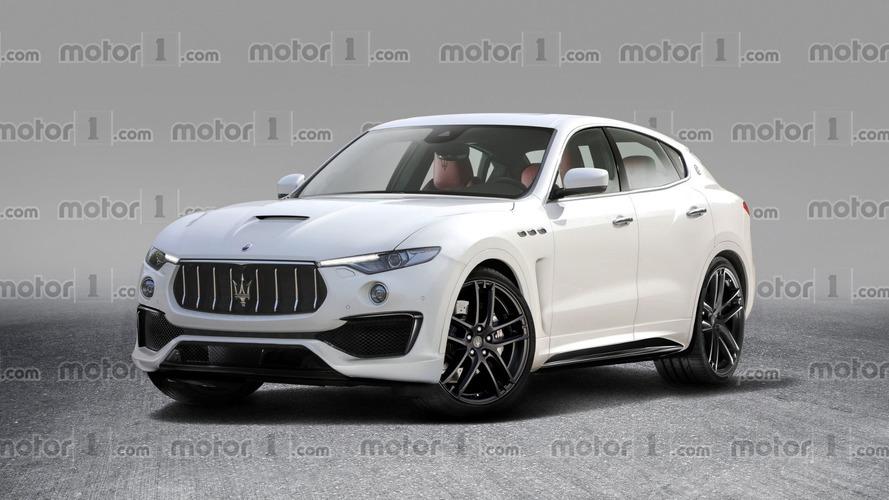 Maserati Levante GTS'e tasarım yorumu geldi