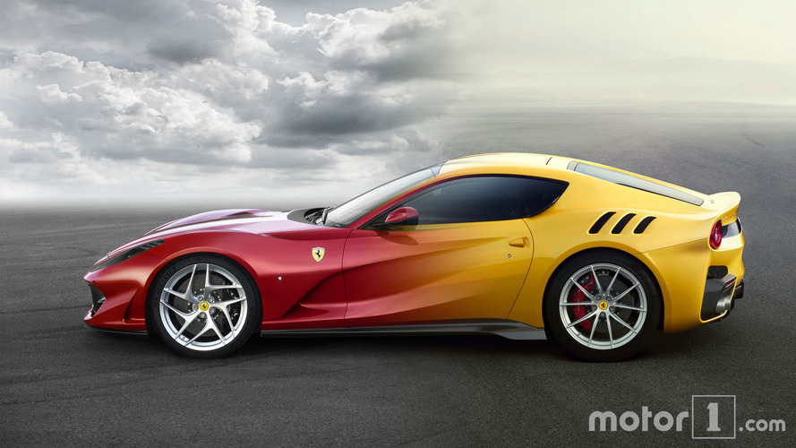 Discover the differences between the Ferrari 812 Superfast and F12tdf