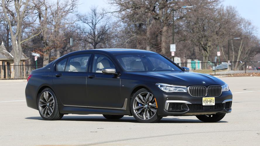2017 BMW M760i İncelemesi