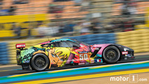 24 Heures du Mans - Corvette C7-R Art Car