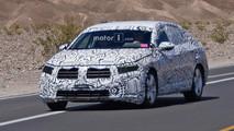 2018 VW Jetta U.S. Version spy photos