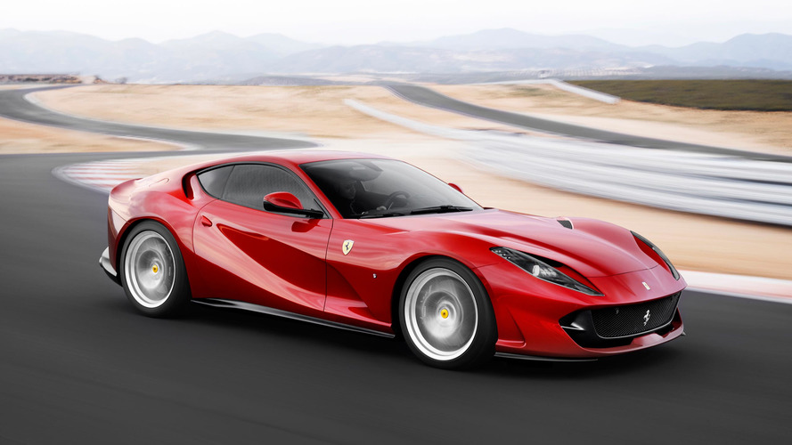 Ferrari 812 Superfast: first official videos released