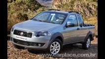 Nova Fiat Strada Trekking 2009 - Versão chega com novo visual por R$ 36 mil