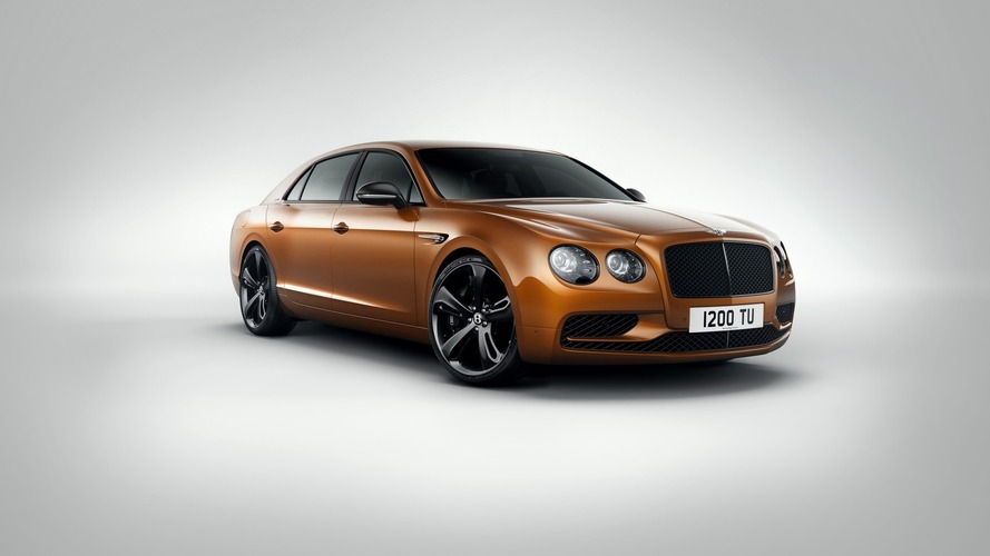 Bentley Flying Spur W12 S debuts with 626 hp